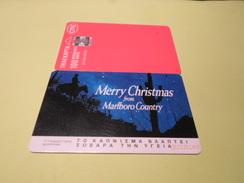 GREECE - RARE Phonecard X0251 - Marlboro - One Card For Sale - Grèce