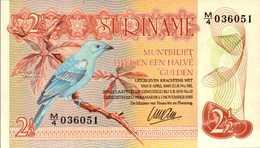 SURINAME  2.5 GULDEN Du 1-11-1985 Pick 119a  UNC/NEUF - Surinam