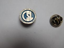 Syndicat CSL , Confédération Des Syndicats Libres - Associazioni