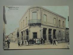 GARD AIGUES VIVES HOTEL DE VILLE - Aigues-Vives