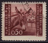 Donkey - USED - Yugoslavia VUJA Istra Istria Slovenia