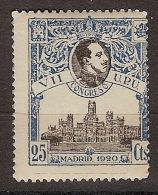 España 0303 * UPU. 1920. Charnela - Nuovi