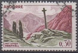 ANDORRE  FRANCAIS  N°159__OBL VOIR SCAN