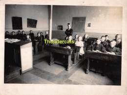 ST SINT LIEVENS LIEVIN HAUTHEM HAUTEM HOUTEM FOTO PHOTO  GEMEENTESCHOOL 1936 MEESTER BRACKMAN - Sint-Lievens-Houtem