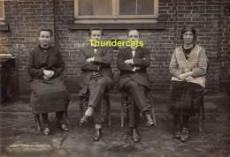 ST SINT LIEVENS LIEVIN HAUTHEM HAUTEM HOUTEM FOTO PHOTO  GEMEENTESCHOOL 1925 MEESTER BRACKMAN DIRECTEUR JULES PIETERS .. - Sint-Lievens-Houtem