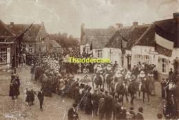 ST SINT LIEVENS LIEVIN HAUTHEM HAUTEM HOUTEM FOTO PHOTO  SINT LIVINUSFEESTEN 1907 - Sint-Lievens-Houtem