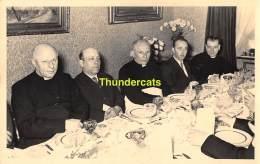 ST SINT LIEVENS LIEVIN HAUTHEM HAUTEM HOUTEM FOTO PHOTO 14 CM X 9 CM SINT LIVINUSFEESTEN PASTOOR 1957 - Sint-Lievens-Houtem