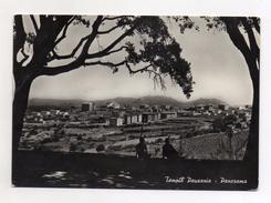 Tempio Pausania (Sassari) - Panorama -  Viaggiata Nel 1957 - (FDC4346) - Sassari