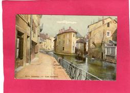 74 HAUTE SAVOIE, ANNECY, Les Canaux, 1905 - Annecy