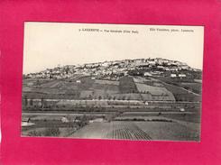 82 TARN ET GARONNE, LAUZERTE, Vue Générale, Côté Sud, (Vissières) - Lauzerte
