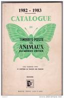 Timbres Poste Les Animaux Du Monde Entier - Edition AV - 288 Pages - Thématiques