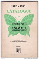 Timbres Poste Les Animaux Du Monde Entier - Edition AV - 288 Pages - Temas