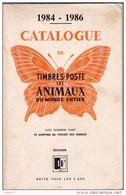 Timbres Poste Les Animaux Du Monde Entier - Edition AV - 352 Pages - Temas