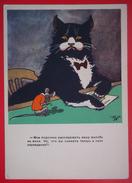 11418 Soviet Humour. Groom With Dowry - Humour