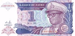 BANQUE DU ZAIRE 1 - Zaïre