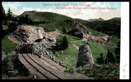 COLORADO - Sentinel Rock, Clyde Park, (pli) - Etats-Unis