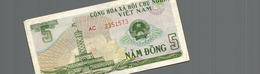 BILLET VIET NAM NAM DONG 5 - Vietnam