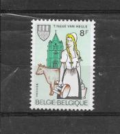 België 1983 Y&Y Nr° 2100 (*)  Zonder Gom