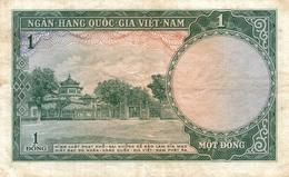 BILLET VIET NAM 1 - Viêt-Nam