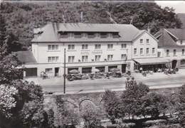 GRUNDHOF - GRAND DUCHÉ DE LUXEMBOURG - CPSM  AVEC FLAMME. - Postcards