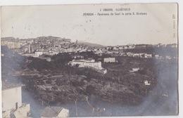 Perugia Panorama Da Fuori La Porta S.Girolamo. 1907 - Perugia