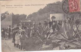 TOULON - MOURILLON - Jardin D'Acclimatation - Le Law-Tennis - Animé - Toulon