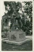 AK Mönchengladbach, 99er Denkmal, Um 1945, Eckknick Oben Rechts (5121) - Moenchengladbach