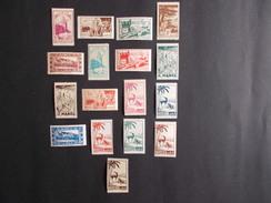 Años:1945-47: Marruecos, Correos Frances: ( Tipos: De 1939-42. Modificados Tipografía, Dent. 13-1/2 X 14. ). - Morocco (1956-...)