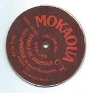 Calendrier Circulaire/Pour 112 Ans(1843-1955)/Mokaoua/Bd Montmartre/Paris IXéme/Joseph Charles /Vers 1920-30  CAL355 - Calendriers