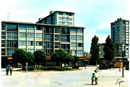 Drancy Cité Gagarine - Drancy