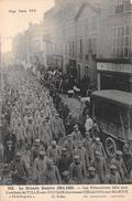¤¤   -   562  -  CHALONS-sur-MARNE   -  Les Prisonniers Faits Aux Combats De Ville-sur-Tourbe   -   ¤¤ - Châlons-sur-Marne
