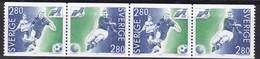 Schweden, 1992, Mi. Nr. 1712/13, Fußball-Europameisterschaft. MNH ** - Unused Stamps