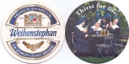 #D137-074 Viltje Bayerische Staatsbrauerei Weihenstephan - Sous-bocks