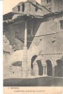 POSTAL   VILABERTRAN - (L'EMPORDA) GERONA  - UN RINCON DEL CLAUSTRO (UN RECO DEL CLAUSTRE) - Gerona