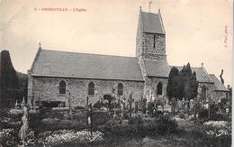 ¤¤   -   2   -  LONGUEVILLE    -   L'Eglise  -  Le Cimetière   -   ¤¤ - France