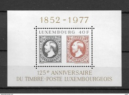 1977 MNH Luxemburg, Postfris**
