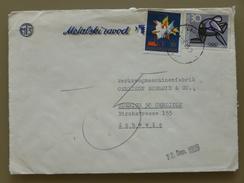 YOUGOSLAVIE / JUGOSLAWIEN => SCHWEIZ / SUISSE // Brief, 1965, NACHTAXIERT, Von SKOPJE Nach ZÜRICH - 1945-1992 République Fédérative Populaire De Yougoslavie