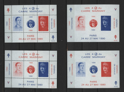 FRANCE - CARRE MARIGNY - De Gaulle (Général)
