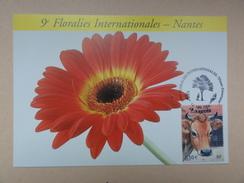 Nantes - 2004 - Floralies - Thème Plantes ( Ravenala) - Marcophilie (Lettres)