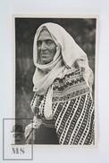 Old Postcard Romania - Peasant Women From Muntenia - Europa
