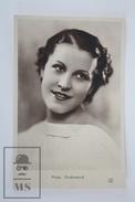 Old Real Photo Postcard - Miss Rhenanie, Germany 1936 - By Studio M. Pergay - Postales