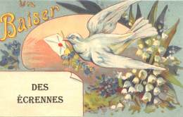 77 - SEINE ET MARNE / Fantaisie Moderne - CPM - Format 9 X 14 Cm - ECRENNES - France