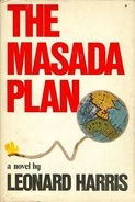 The Masada Plan By Harris, Leonard - Romane