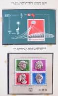 ** Gyűjtemény 1969-1986 2 Db ElÅ'nyomott Albumban, Filázva