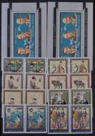 ** Gyűjtemény 1970-1972 általában 2, Néha Több Példányban, 8 Lapos...