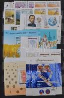 ** Gyűjtemény 1975-1984 2 Példányban, 10 Lapos Közepes Berakóban