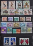 ** 1961-1966  Gyűjtemény 16 Lapos A/4 Berakóban