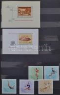 ** 1964-1967 Gyűjtemény A/4 10 Lapos Berakóban