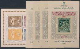 ** 1996-1999 5 Klf Emlékív, Közte ,,Az Elnökség Ajándéka...