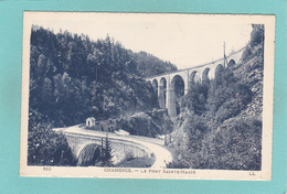 Old Postcard Of Le Pont Sainte-Marie,Chamonix, Magland, Auvergne-Rhone-Alpes, France,R32. - Rhône-Alpes